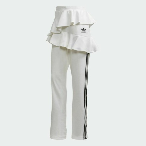 Adidas Originals Women's J KOO White  Track pants